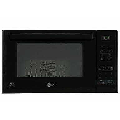 LG – mj9250nb – Microondas compuesto 32L 2600 W negro Solar ...