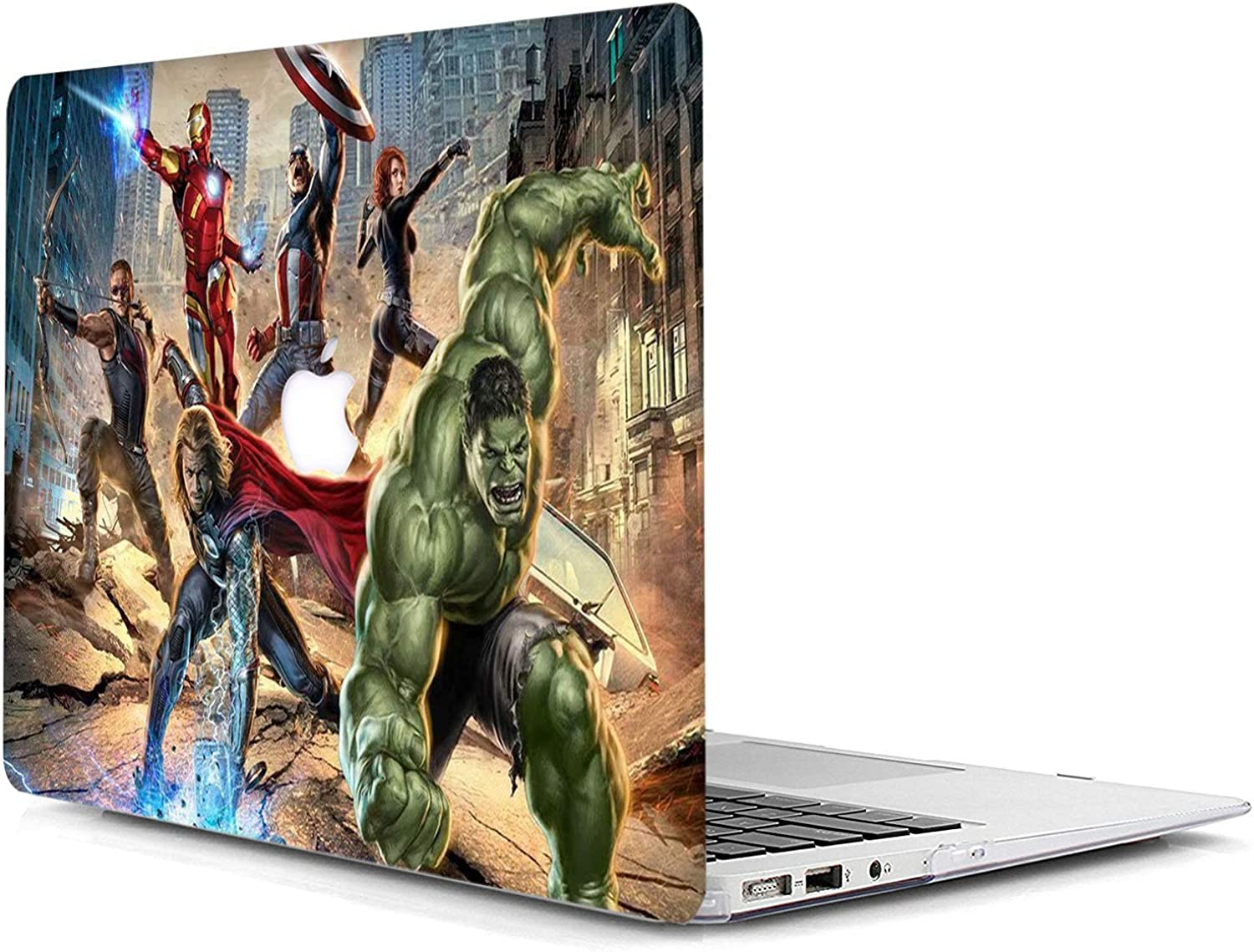 Super Hero Avenger Laptop Sleeve Bag Tablet Briefcase Ultraportable Protective Canvas for MacBook Pro//MacBook Air//Notebook Computer13 Inch