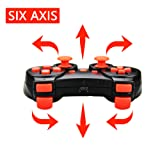 PS3 Controller Wireless, Dual Vibration Sixaxis