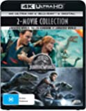 Jurassic World + Jurassic World - Fallen Kingdom (4K Ultra HD + Blu-ray + Digital)
