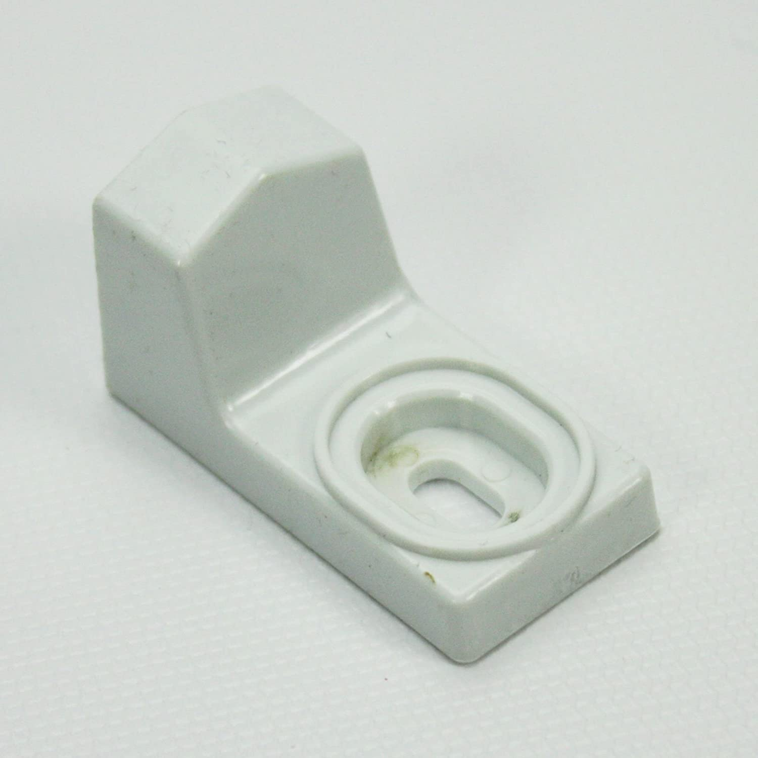 Refrigerator Handle White End Cap for Whirlpool, Sears, Kenmore, 2183141