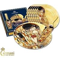 Carmani - Ronda Cake Set de cristal 8