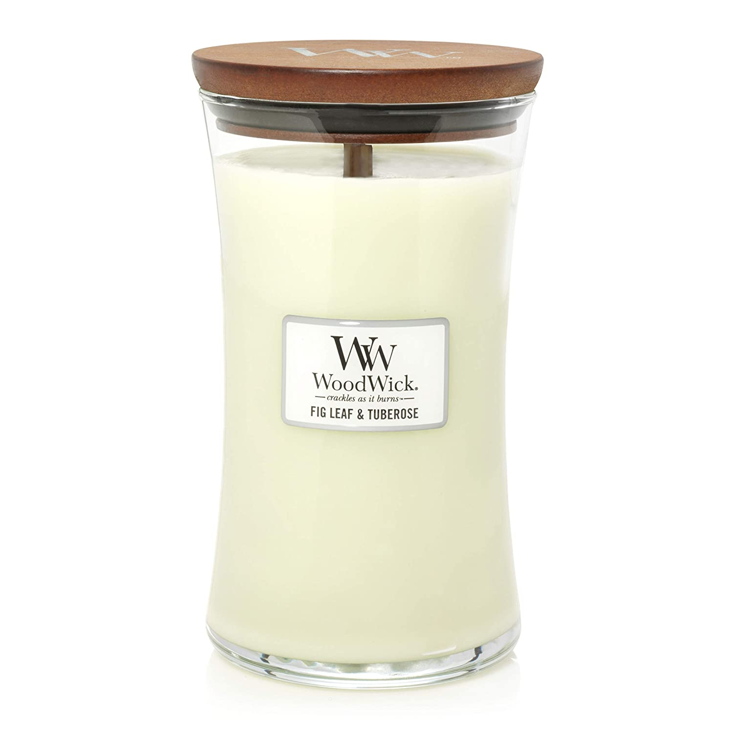 WoodWick Medium Hourglass Scented Candle Currant