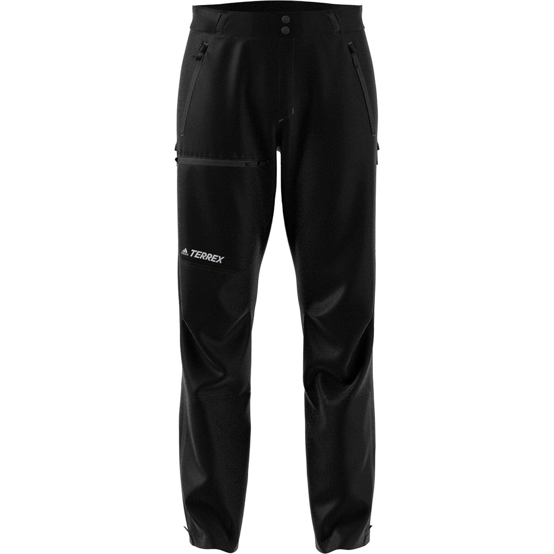 adidas Herren Skitouring P-Black Hosen