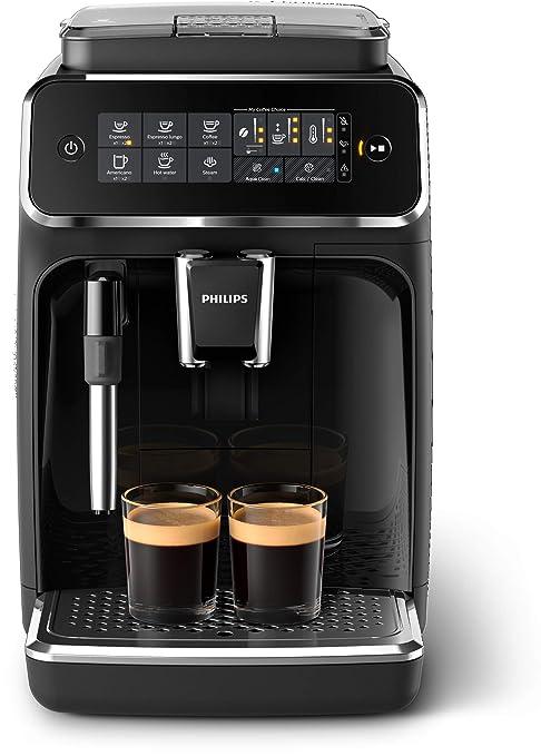 Amazon.com: Philips EP3221/44 - Cafetera espresso (tamaño ...