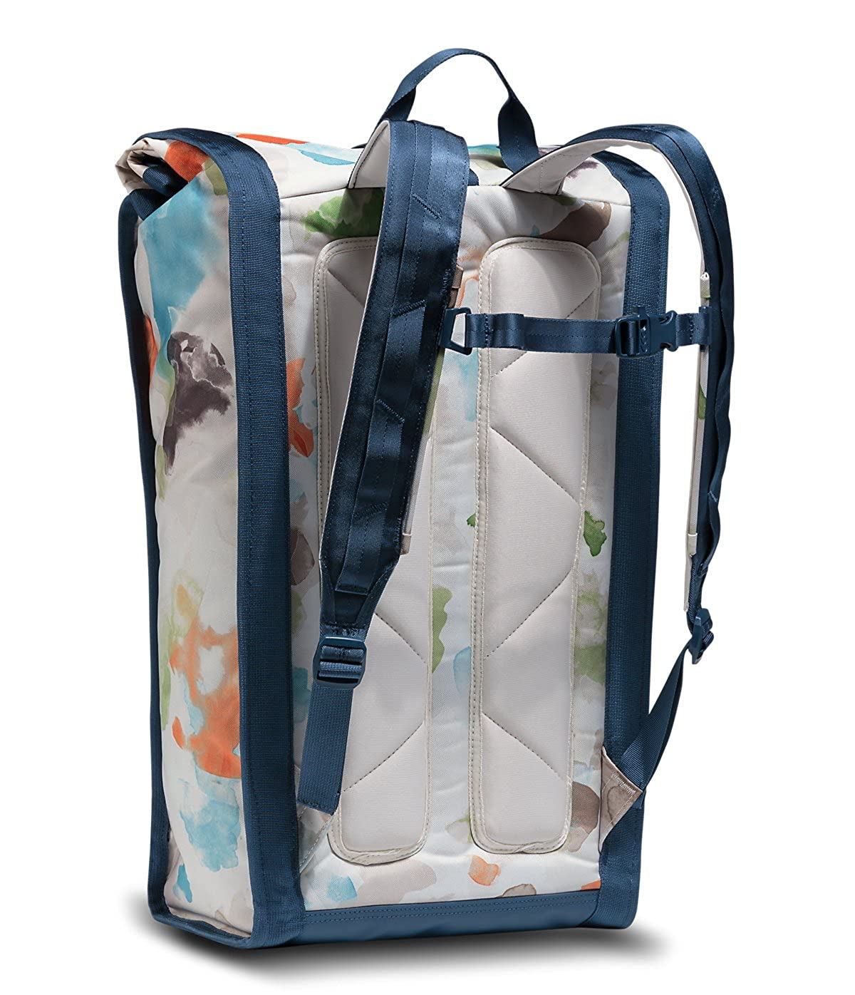 e065278c494d Amazon.com  The North Face Homestead Waterproof Roadsoda Pack (Vintage  White Sparse Mo Print Shady Blue)  Clothing