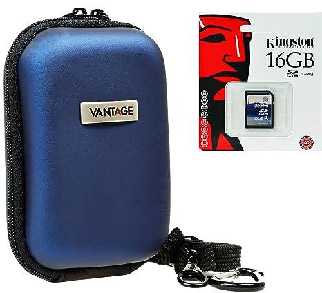 Carcasa rígida para cámara fotográfica HC20 Juego con 16 GB ...