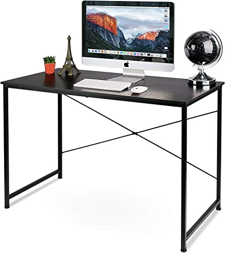 Writing Computer Desk Modern Simple Study Desk Industrial Style Laptop Table