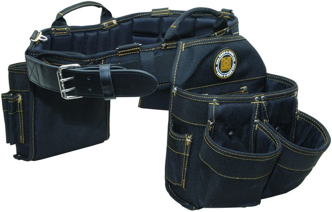 Rack-A-Tiers 43245 Electrician s Combo Belt Bags 2XL 45 – 49