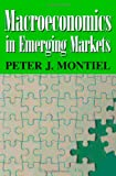 Macroeconomics in Emerging Markets 9780521780605