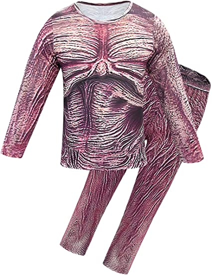 Disfraz Stranger Things para Niños, Demogorgon Halloween Flor ...