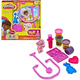 Disney Play-Doh Doc MCStuffin Doctor Kit Playset