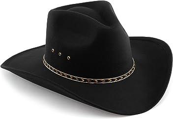 f31b7cd2 Western Express Child Pinch Front Faux Felt Cowboy Hat