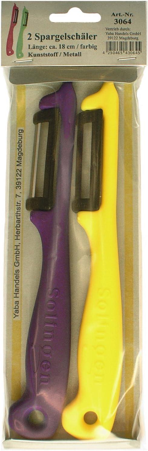 pelapatate in Confezione SB 3064 per asparagi di Frutta e Verdura pelapatate 2/pelapatate Solingen colorato