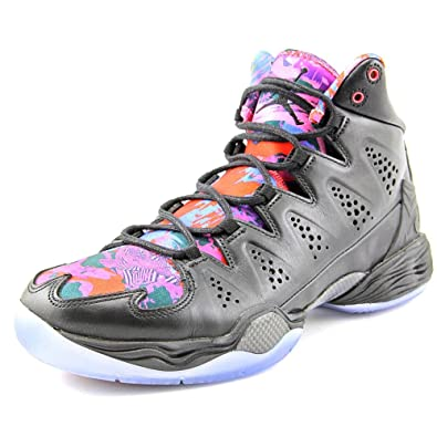 de0555deefc Amazon.com | nike air jordan MELO M10 YOTH mens hi top basketball trainers  649352 sneakers shoes | Basketball