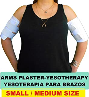 ARMS BRAZOS Faja De Yeso YesoterapiaSMALL OR MEDIUM SIZE