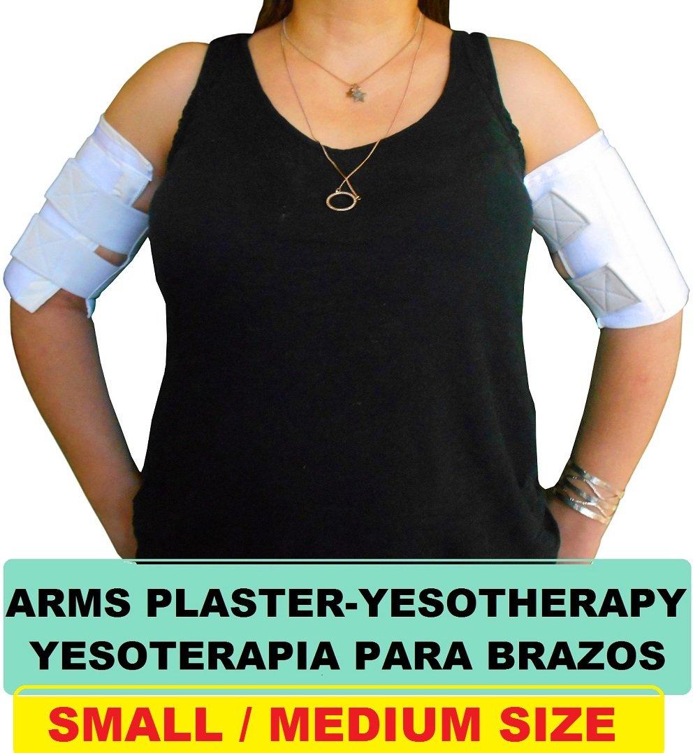 Yesoterapia para adelgazar antes y despues de perder