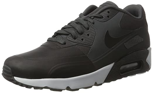 Nike Men's Air Max 90 Ultra 2.0 SE, BLACK/BLACK-ANTHRACITE-PURE