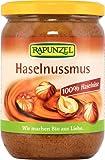 Rapunzel Haselnussmus, 1er Pack (1 x 500 g) - Bio