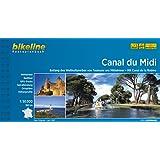 Canal du Midi Radtourenbuch GPS wp Toulouse ans Mittlemeer