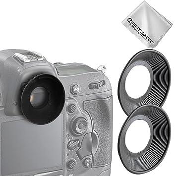 DK-21 Rubber EyeCup Eyepiece For NIKON D7000 D300 D200 D70s D50 D90 D100 SP