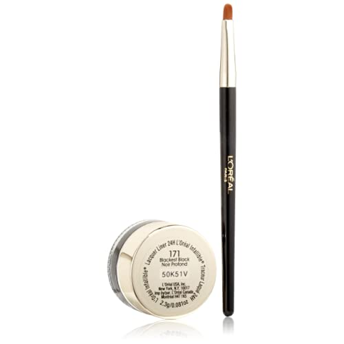 27309107a95 Top 3 Best Eyeliner for Sensitive Eyes Reviews. 1. L'Oreal Paris Infallible  Lacquer Eyeliner