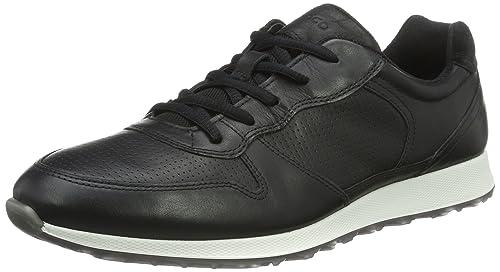 Ecco Sneak Ladies, Zapatillas para Mujer, Blanco (50364white/Shadow White/Shadow White), 37 EU