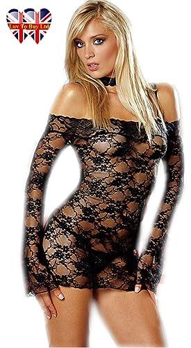 ordered by WooooW Ltd - Conjunto de lencería - para mujer