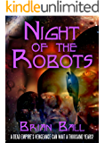Night of the Robots: A Galactic Thriller (English Edition)