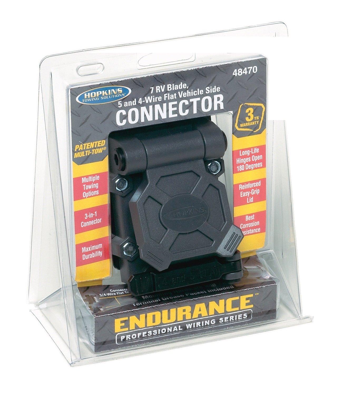 Hopkins 48470 Endurance Multi-Tow Connector