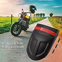 VISLONE Guardabarros Delantero de la Motocicleta Guardabarros extensión