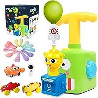 Balloon Car, ballon pump Balloon Power Car Toy Set with Pump for Kids, Power Balloon Racer Car Toy, Balloon Powered…