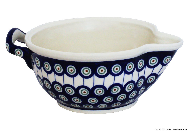 Molto Grande bunzlauer–Salsiera in Ceramica, capacità 1.20Litri nella Parete 8 capacità 1.20Litri nella Parete 8 Bunzlauer Keramik
