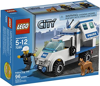 Lego City Police dog  German Shepherd Police Dog new