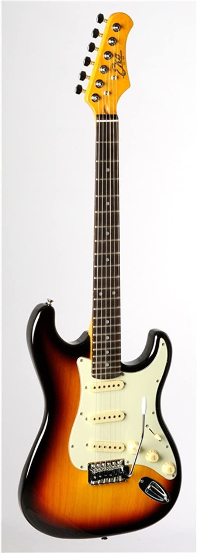 EKO Guitarras S-300V Sunburst - Guitarras eléctricas