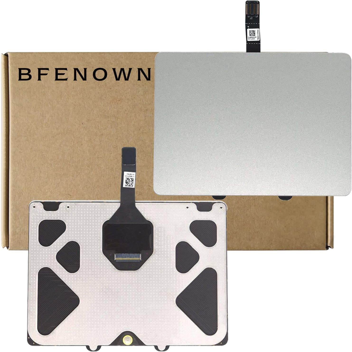 Bfenown Replacement Trackpad Touchpad for MacBook Pro Unibody 13'' Early mid Late 2009 2010 2011 2012 A1278 MB990LL/A MB991LL/A MC724LL/A MC374LL/A MC375LL/A MD102LL/A MC700LL/A 821-0831-A,821-1254-A