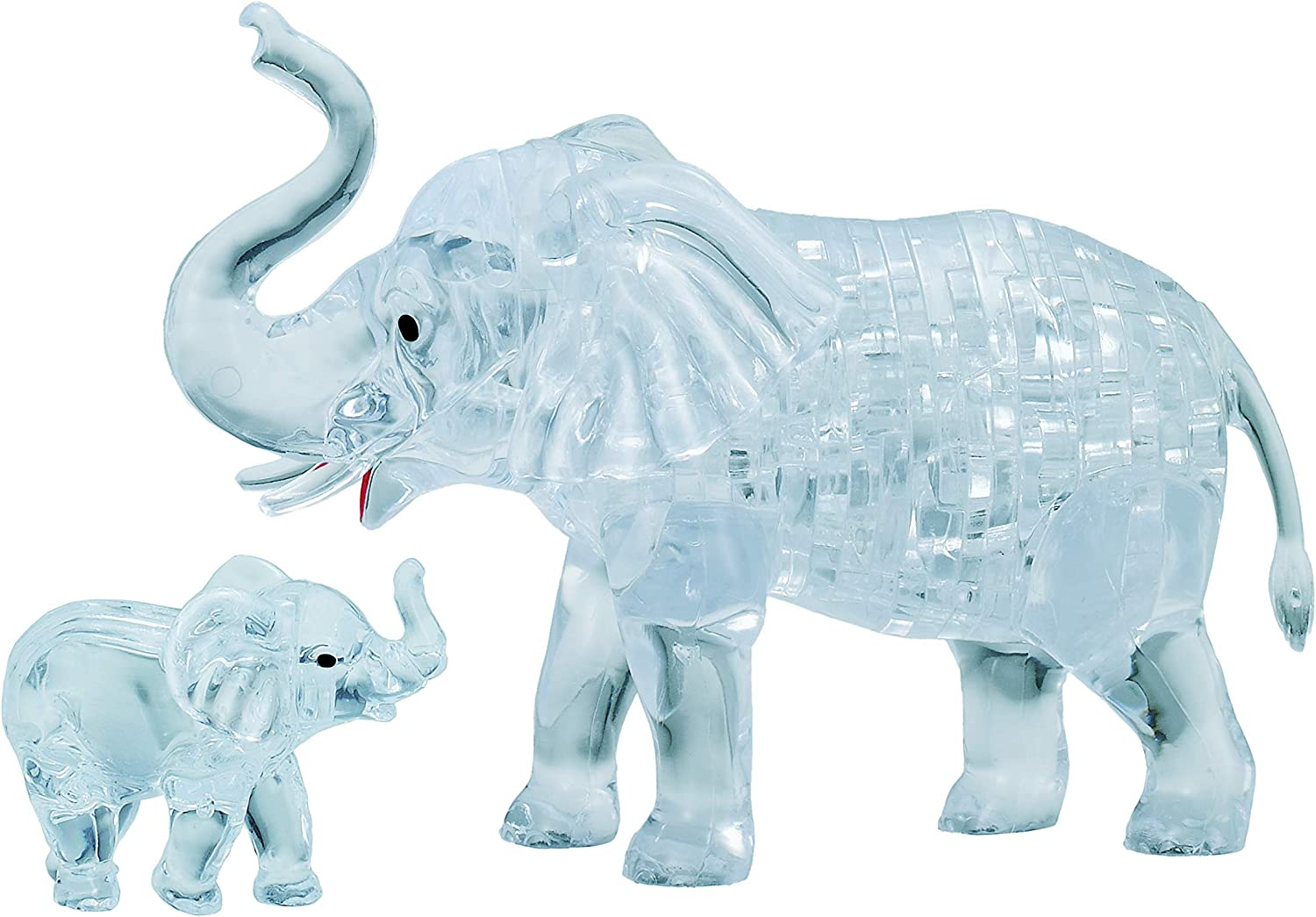 3d Crystal Puzzle Polar Bear and Baby