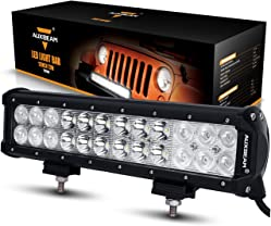 10 best atv led light bars 2018 being an atv led light bar this auxbeam 72w led light bar measures only 12 inches but this is more than you will need the size on this does not translate aloadofball Gallery