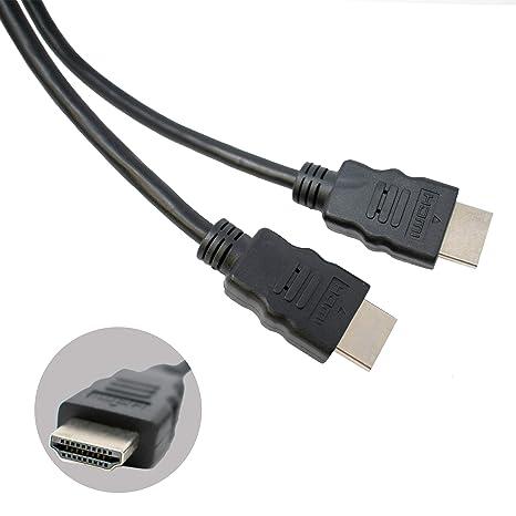 Cable HDMI 1.5M (1.5 Metro) Alta Velocidad de TV, Reproductor de DVD