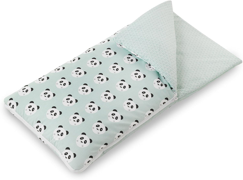 Funny Baby Codream color pandy mint Minicuna colecho con vestidura y colch/ón