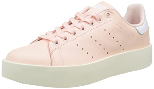 e52f05619a Amazon.com | adidas Originals Women's Stan Smith Pink Leather Sneaker |  Fashion Sneakers