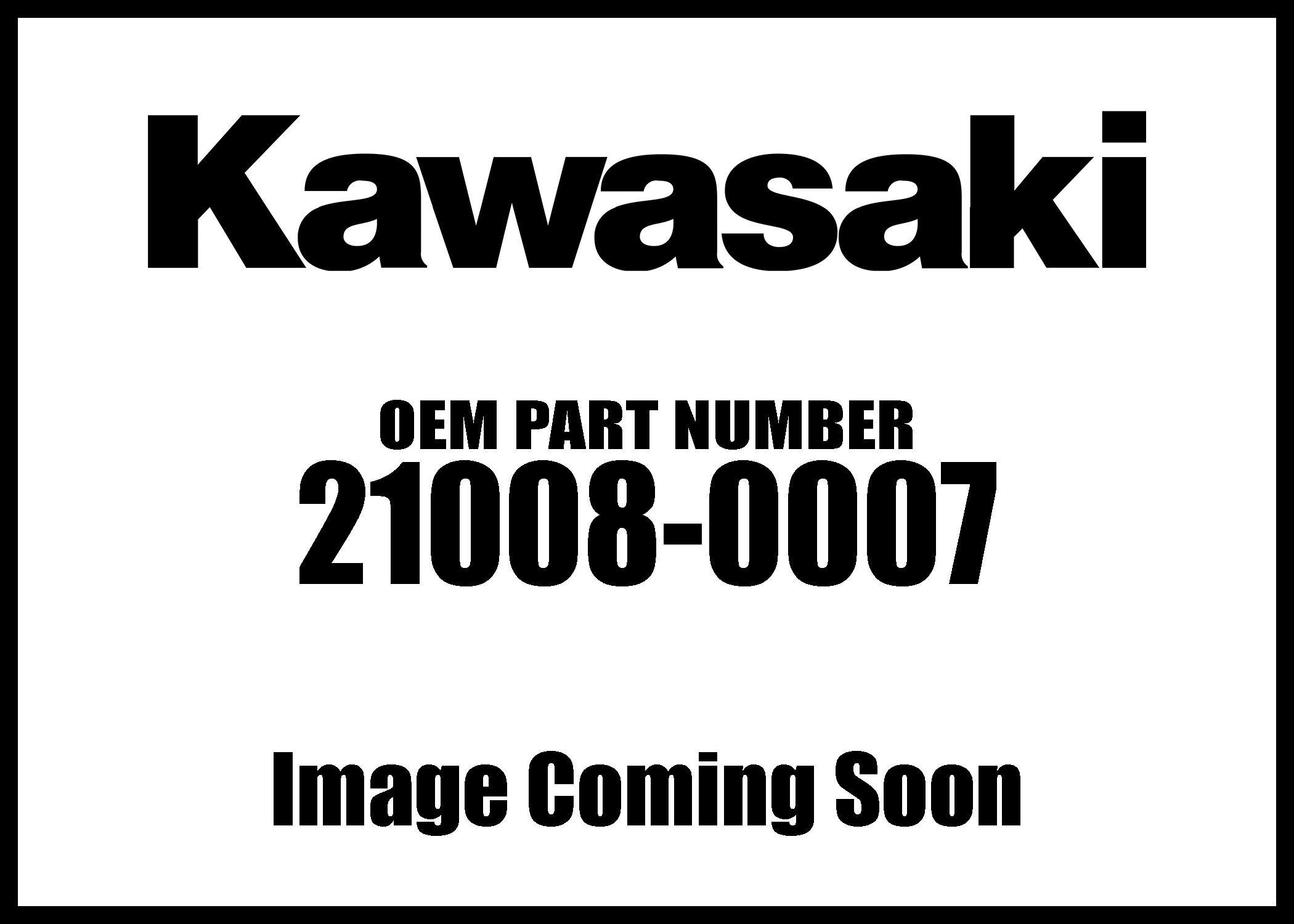 Kawasaki 2008-2009 Teryx 750 4X4 Teryx 750 Fi 4X4 Sport 12A Rad Fan Breaker 21008-0007 New Oem by Kawasaki (Image #1)