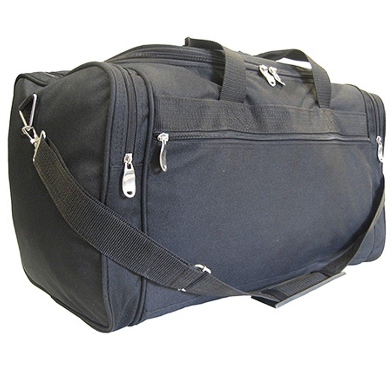 Duffel Bag 18-inch Black By Goldenwing D-2500BK