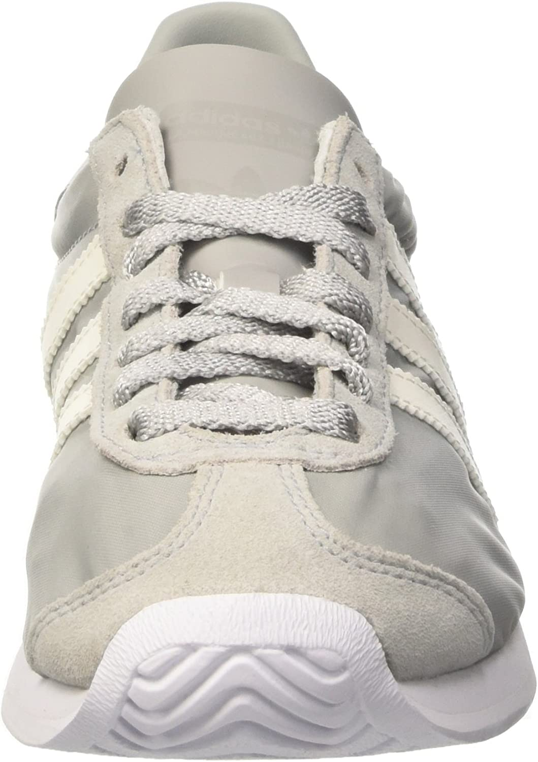 adidas Damen Country Og Sneakers Grau (Clear Onix/Off White/Ftwr White)