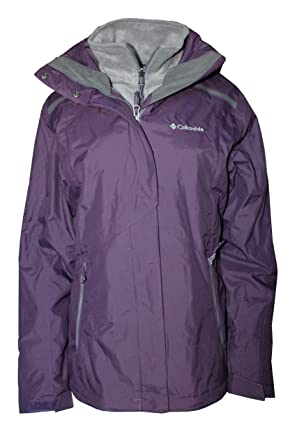 b7b6046249a Columbia Women s 3 IN 1 Arctic Trip II Interchange Omni-Heat Winter Jacket  at Amazon Women s Coats Shop