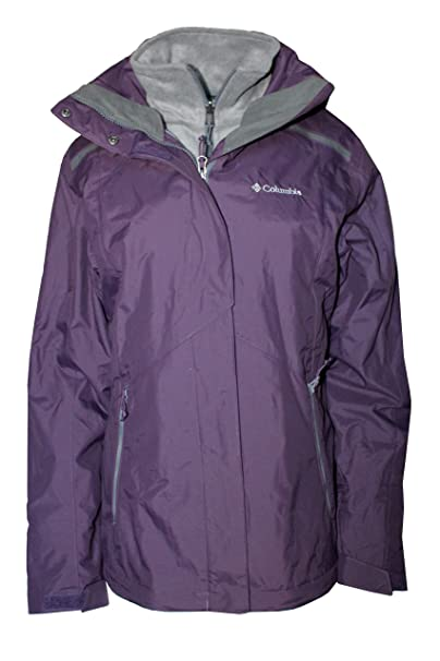 Columbia Arctic Trip II Womens 2 in 1 Interchange Jacket