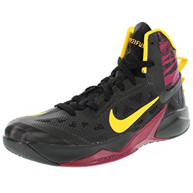 promo code 9ae0c a6bca Image Unavailable. Image not available for. Color  Nike Zoom Hyperfuse ...