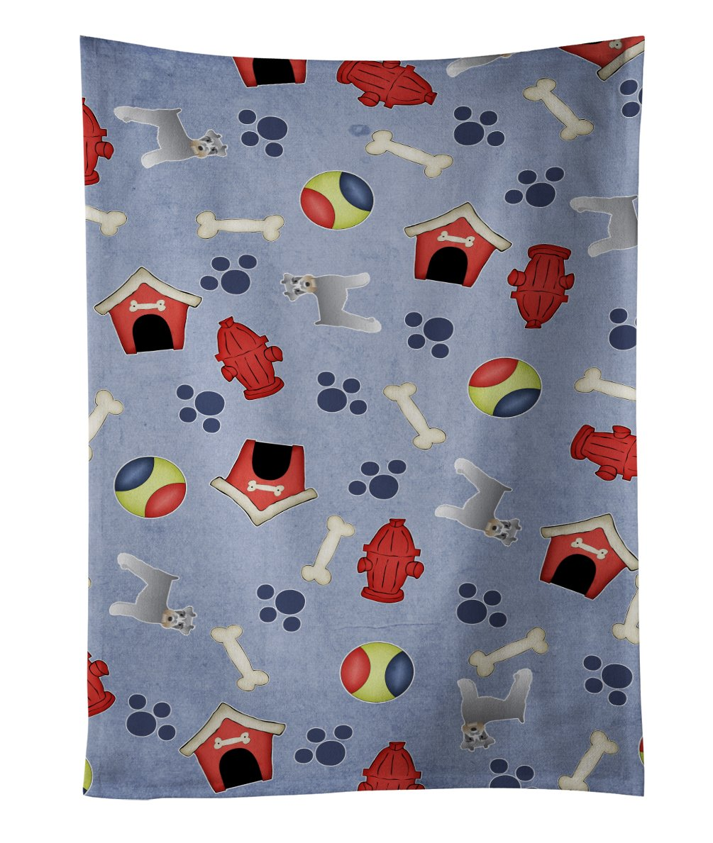 Carolines Treasures BB4076KTWL Dog House Collection Cocker Spaniel Kitchen Towel Multicolor 25 x 15