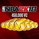 NBA 2K18: 450000 VC - PS4 [Digital Code]