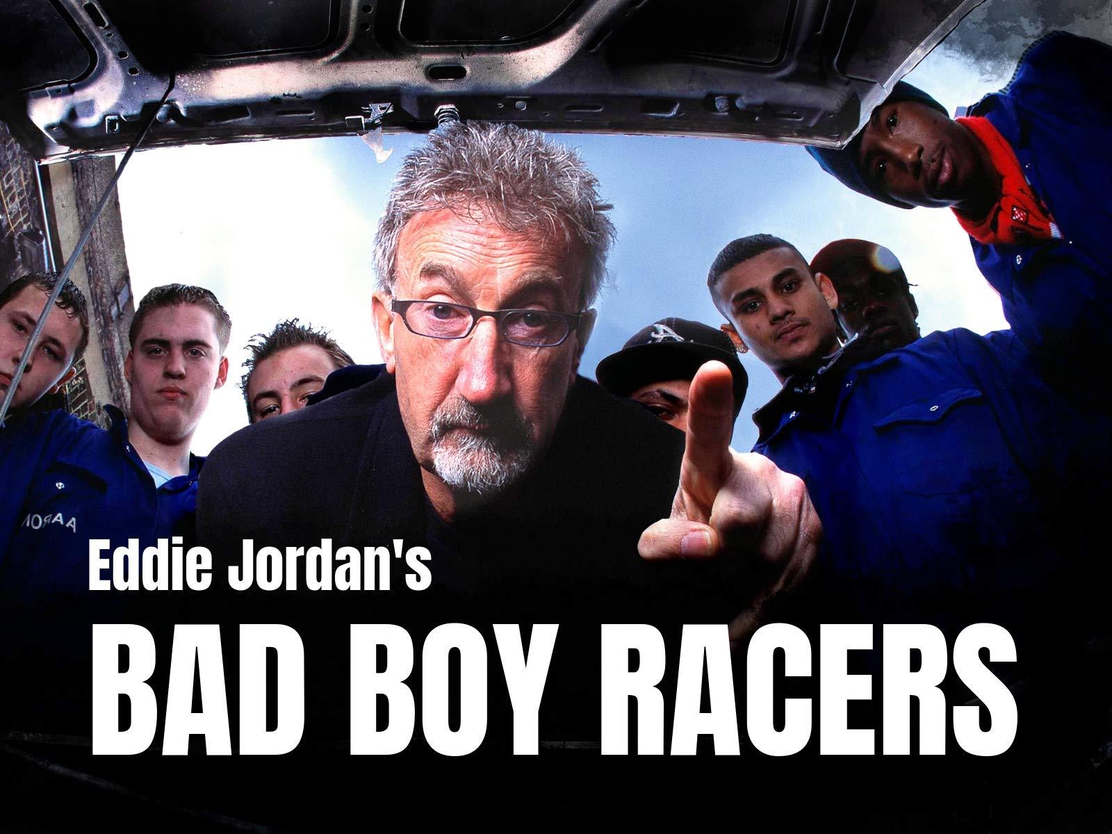 Eddie Jordan's Bad Boy Racers - Season 1